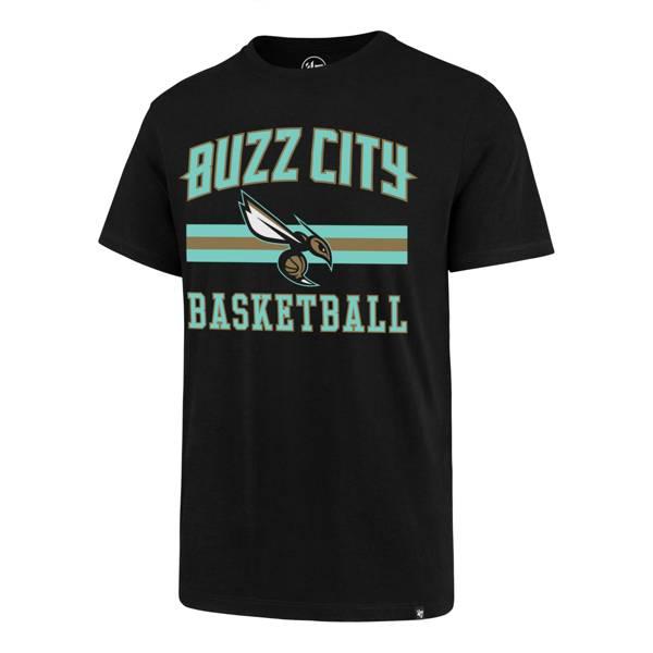 '47 Men's Charlotte Hornets 2020 City Edition Logo T-Shirt product image