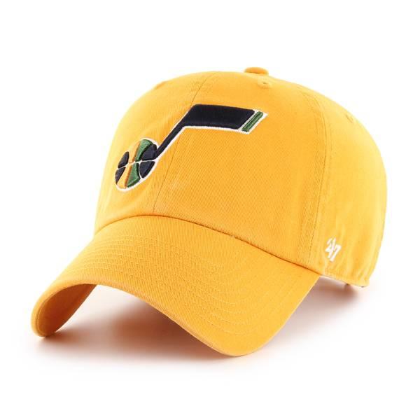 '47 Utah Jazz Logo Clean Up Adjustable Hat product image
