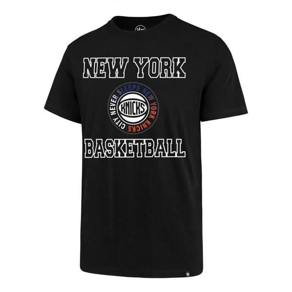 '47 Men's 2020 City Edition New York Knicks Logo T-Shirt product image