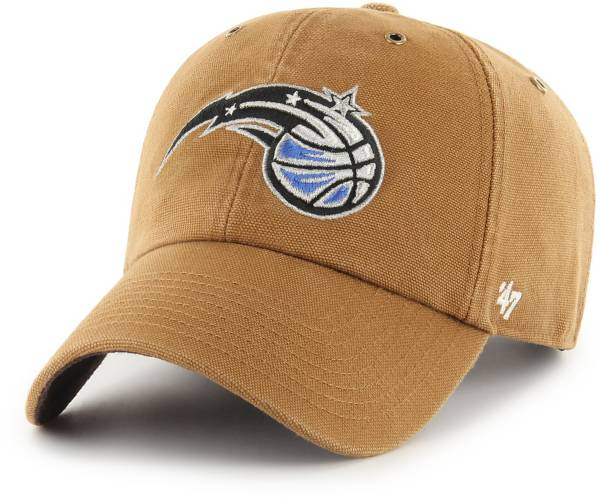 '47 Men's Orlando Magic Brown Carhartt Clean-up Adjustable Hat product image