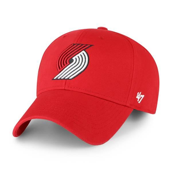 '47 Men's Portland Trailblazers Red MVP Hat product image