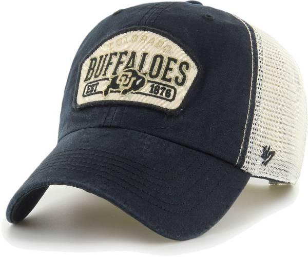 '47 Men's Minnesota Golden Gophers Black Clean Up Adjustable Hat product image