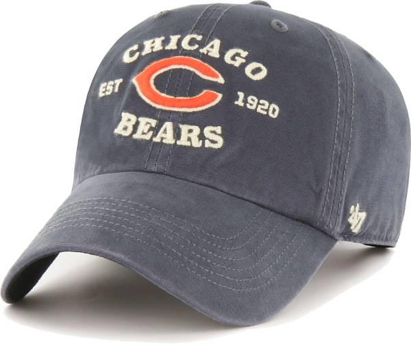'47 Men's Chicago Bears Navy Reign Brockman Adjustable Hat product image