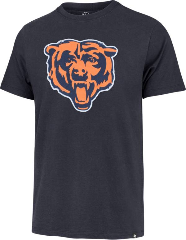 '47 Men's Chicago Bears Navy Fieldhouse T-Shirt product image