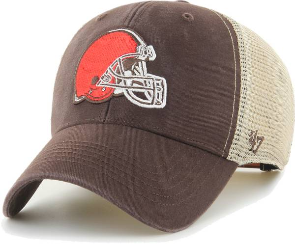 '47 Men's Cleveland Browns Brown Flagship MVP Adjustable Hat product image