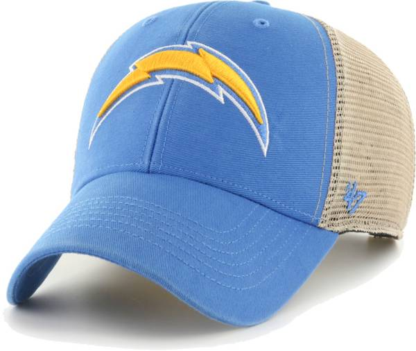 '47 Men's Los Angeles Chargers Blue Flagship MVP Adjustable Hat product image