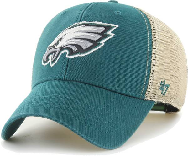 '47 Men's Philadelphia Eagles Green Flagship MVP Adjustable Hat product image