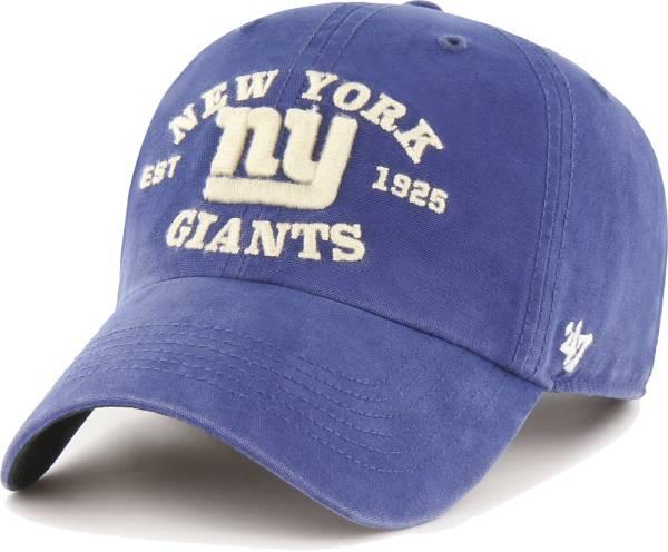 '47 Men's New York Giants Royal Reign Brockman Adjustable Hat product image