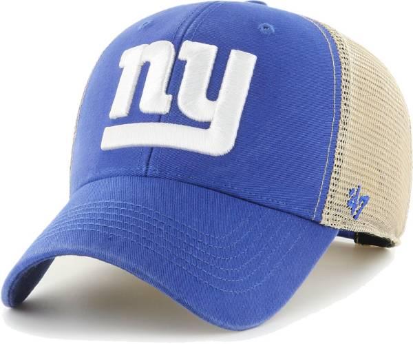 '47 Men's New York Giants Royal Flagship MVP Adjustable Hat product image