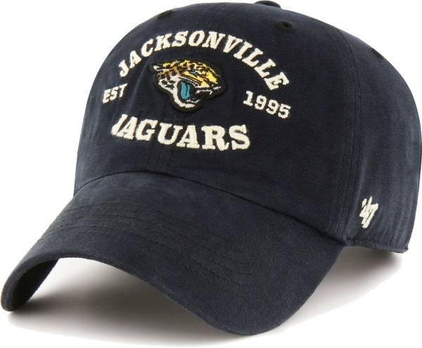 '47 Men's Jacksonville Jaguars Black Reign Brockman Adjustable Hat product image