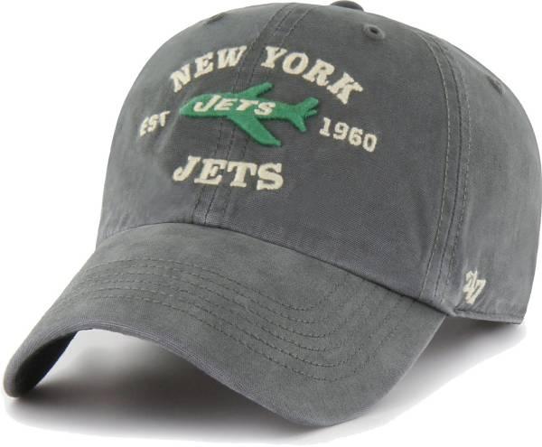 '47 Men's New York Jets Charcoal Brockman Legacy Adjustable Hat product image