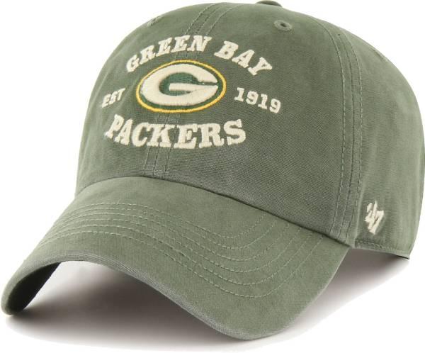 '47 Men's Green Bay Packers Green Reign Brockman Adjustable Hat product image