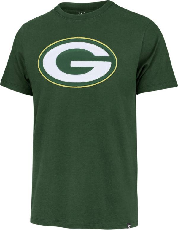 '47 Men's Green Bay Packers Green Fieldhouse T-Shirt product image