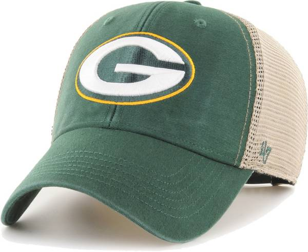 '47 Men's Green Bay Packers Green Flagship MVP Adjustable Hat product image