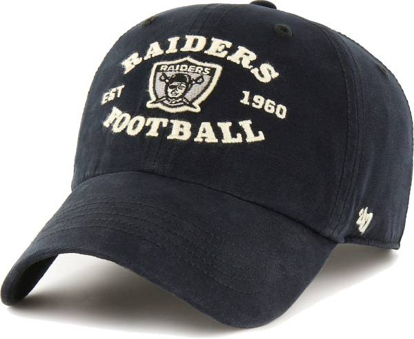 '47 Men's Las Vegas Raiders Black Brockman Legacy Adjustable Hat product image