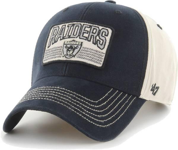 '47 Men's Las Vegas Raiders Adjustable Shaw Legacy MVP Hat product image