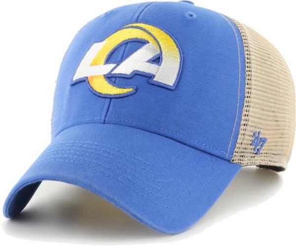 '47 Men's Los Angeles Rams Royal Flagship MVP Adjustable Hat product image
