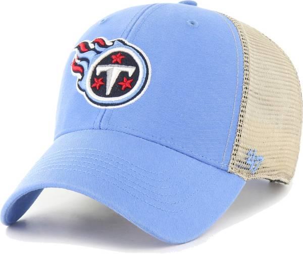 '47 Men's Tennessee Titans Light Blue Flagship MVP Adjustable Hat product image