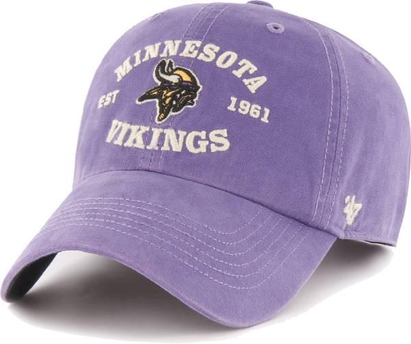 '47 Men's Minnesota Vikings Purple Reign Brockman Adjustable Hat product image