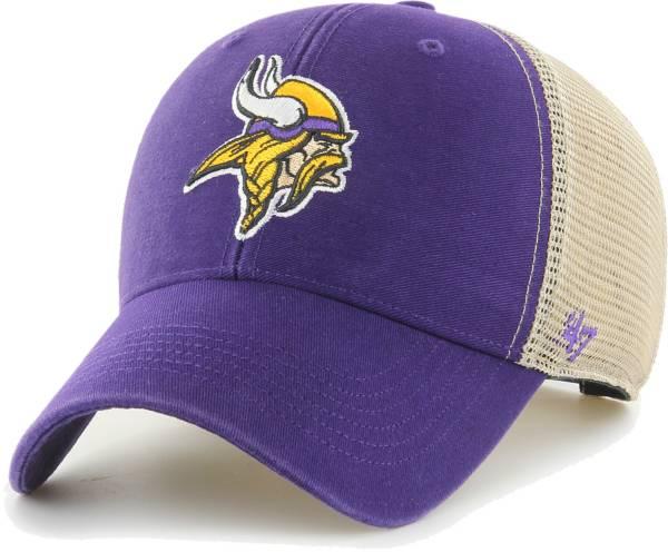 '47 Men's Minnesota Vikings Purple Flagship MVP Adjustable Hat product image