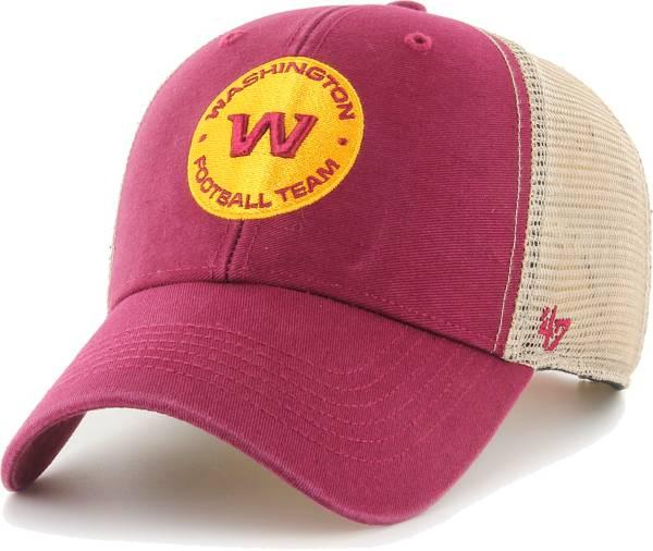 '47 Men's Washington Football Team Maroon Flagship MVP Adjustable Hat product image