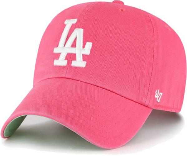'47 Men's Los Angeles Dodgers Berry Ballpark Clean Up Adjustable Hat product image