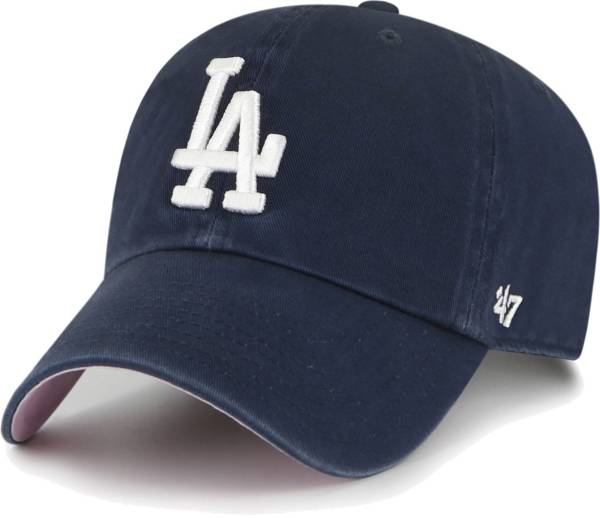 '47 Men's Los Angeles Dodgers Navy Ballpark Clean Up Adjustable Hat product image