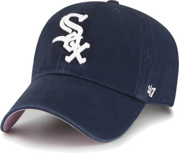 '47 Men's Chicago White Sox Navy Ballpark Clean Up Adjustable Hat product image