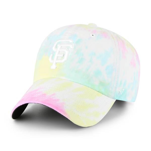 '47 Women's San Francisco Giants Tie-Dye Truckin' Adjustable Clean Up Hat product image