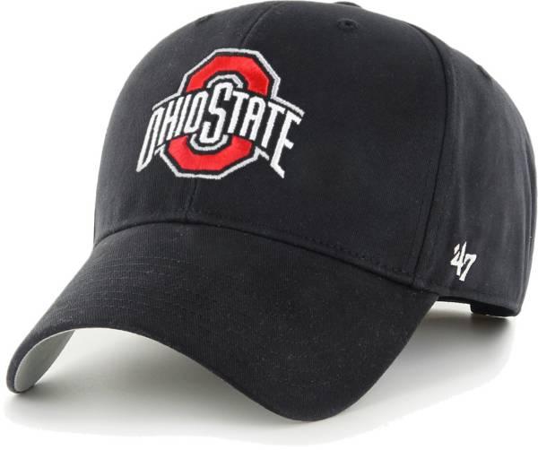 '47 Youth Ohio State Buckeyes Black MVP Adjustable Hat product image