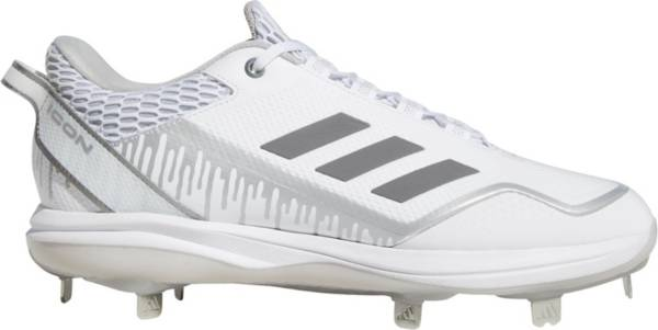 adidas Men's Icon 7 Dripped-Out Metal Baseball Cleats product image