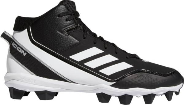 adidas Men's Icon 7 Mid MD Baseball Cleats product image