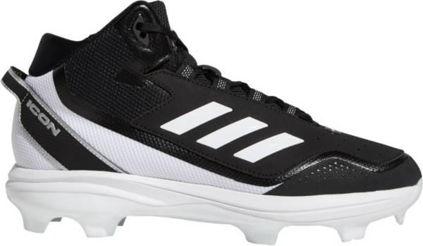 adidas Men's Icon 7 Mid TPU Baseball Cleats product image