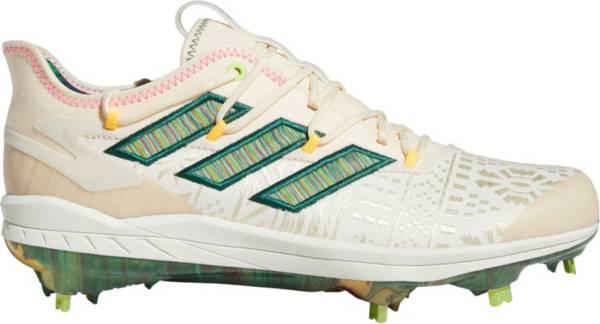 adidas Men's adizero 8 Apex Hispanic Heritage Metal Baseball Cleats product image