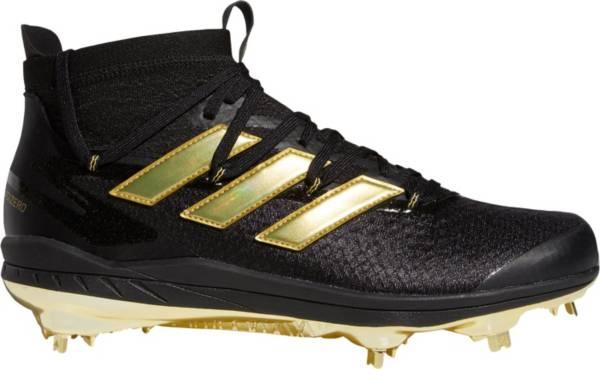 adidas Men's adizero Afterburner 8 NWV Mid Metal Baseball Cleats product image