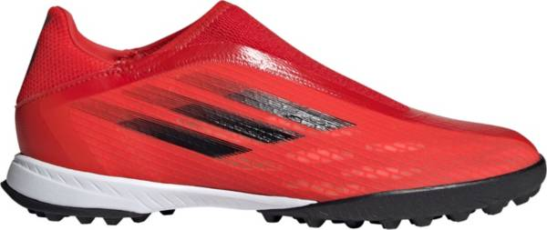adidas X Speedflow.3 Laceless Turf Soccer Cleats product image