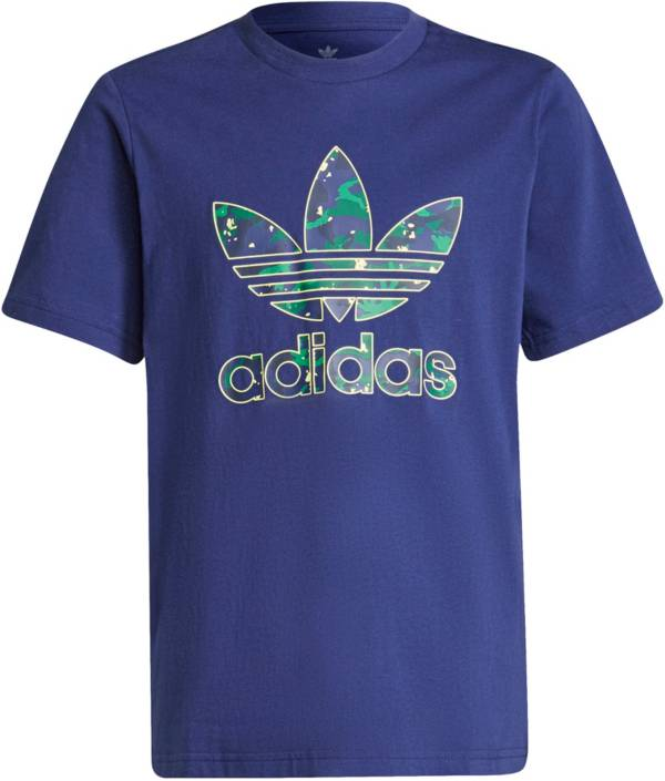 adidas Kids' Allover Print Pack Camo Print Graphic Tee product image
