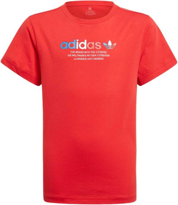 adidas Kids' Adicolor Graphic Tee product image