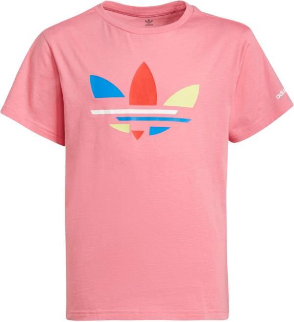 adidas Girls' Adicolor Bold T-Shirt product image