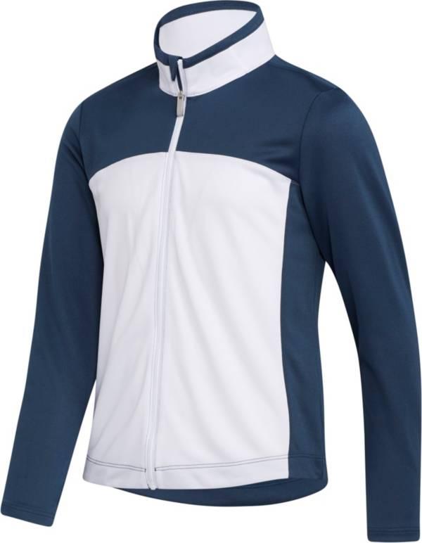 adidas Girls' Layering Full Zip Golf Jacket product image