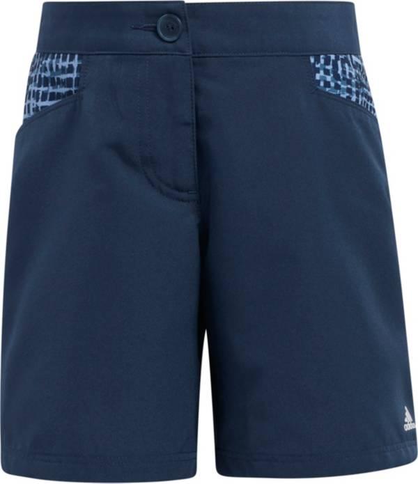 adidas Girls' Print Golf Shorts product image