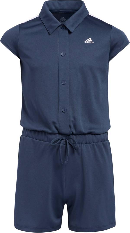 adidas Girls' Short Sleeve Golf Romper product image
