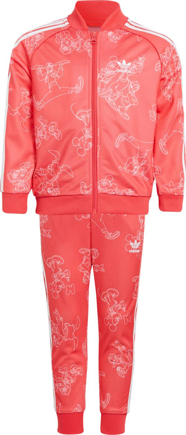 adidas Originals Toddler Girls' Mickey and Friends SST Set product image