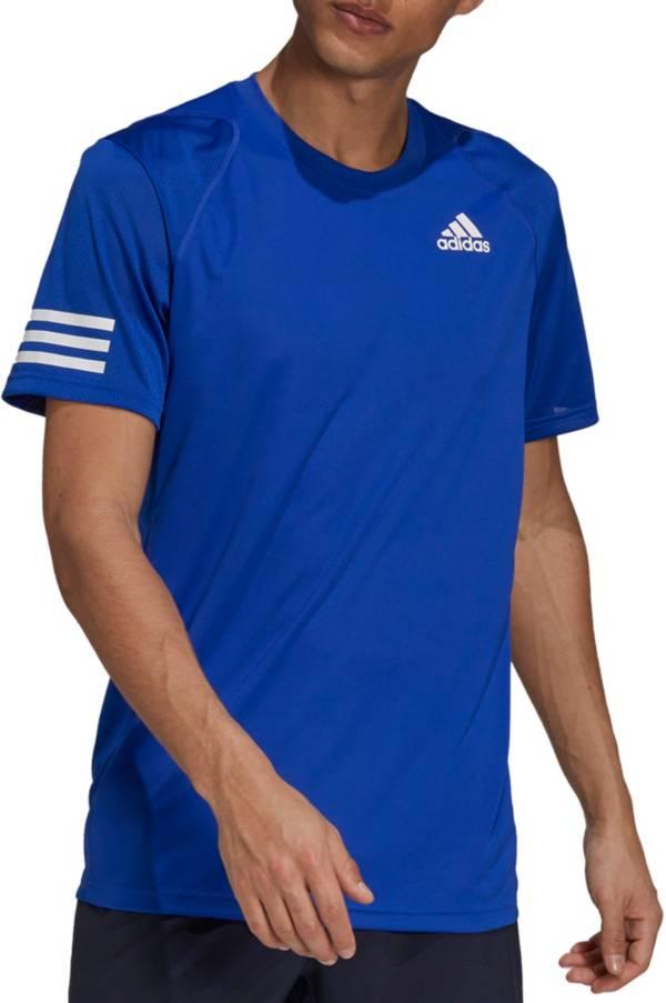adidas Men's Club 3-Stripe Tennis Short Sleeve T-Shirt product image