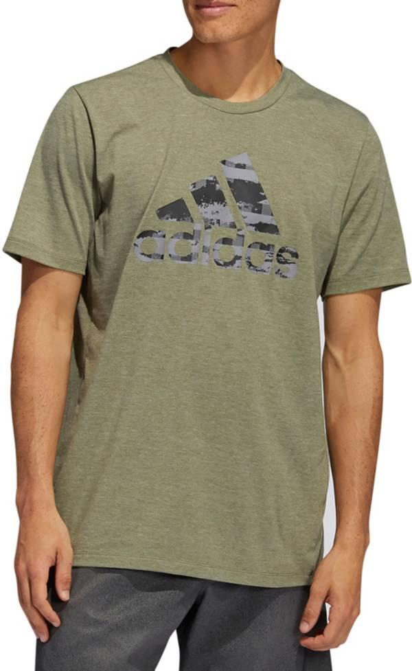 adidas Men's Freelift Camo Fill T-Shirt product image