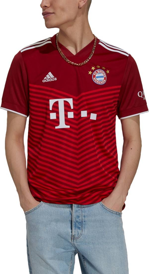adidas Men's Bayern Munich '21 Home Replica Jersey product image