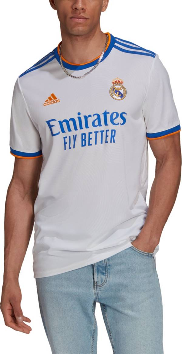 adidas Men's Real Madrid Home Replica Jersey product image