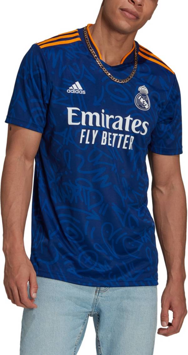 adidas Men's Real Madrid '21 Away Replica Jersey product image