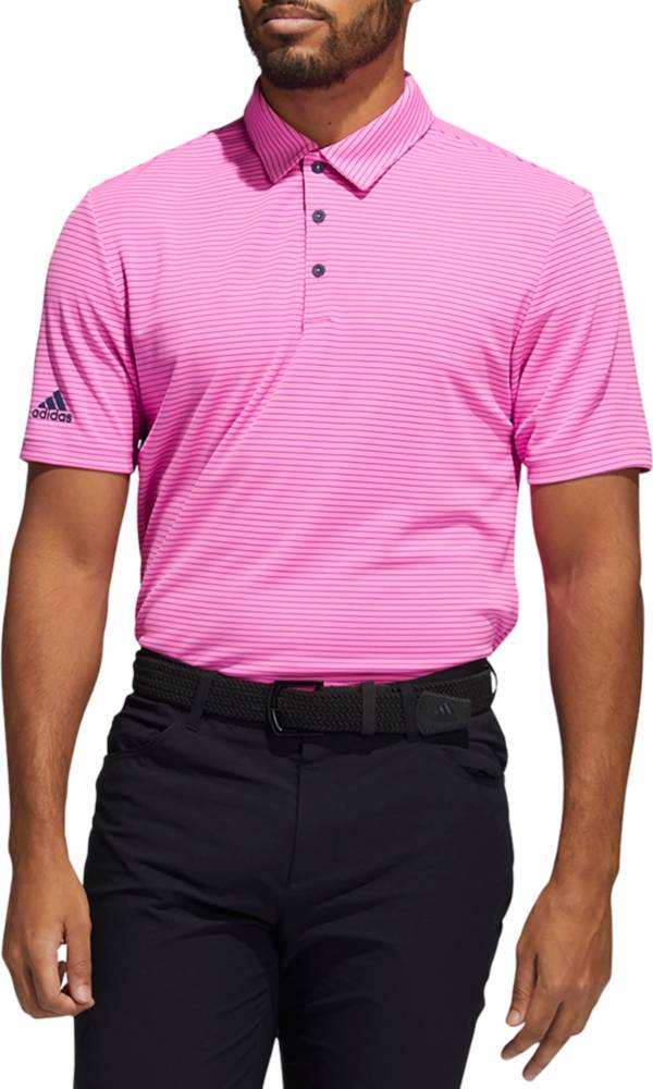 adidas Men's Drive Stripe Golf Polo product image