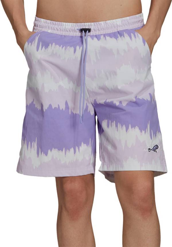 adidas Men's Adventure All Over Print Woven Shorts product image